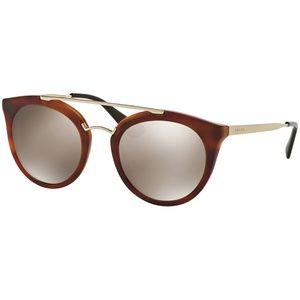 Prada Sunglasses Brown w/Brown